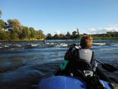 Northern Outdoor Kayaking