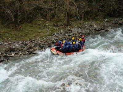 Multiaventuras Trenti Rafting