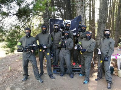 Binatur Paintball
