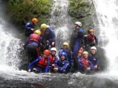 Gulabin Lodge Outdoor Centre Canyoning