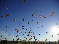 Ballons' sky