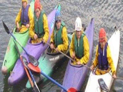 Edinburgh Leisure Kayaking