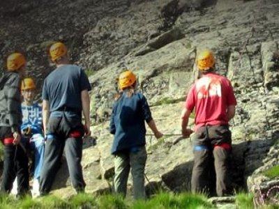 Gulabin Lodge Outdoor Centre Climbing