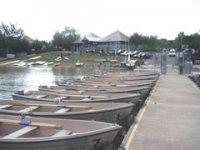 Fishing on Carsington Water