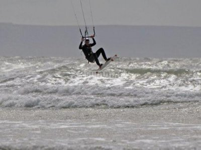 North Devon Kitesurfing Kitesurfing