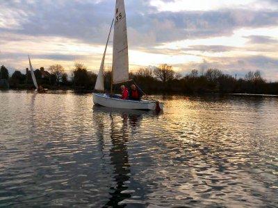 Dudley Sailing Club Sailing