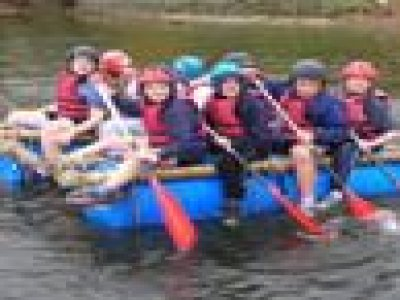 Grangewaters Outdoor Education Centre Rafting