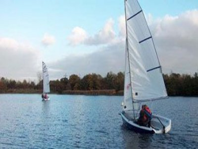 Grangewaters Outdoor Education Centre  Sailing