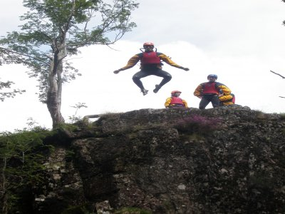 Mobile Adventure Canyoning