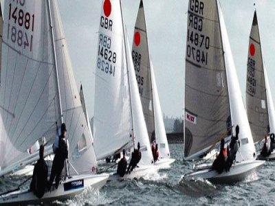 Draycote Water Sailing Club Sailing