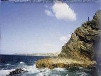 Coasteering cliffs