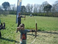 Archery on the Isle of Wight