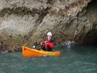 Kayaking on the Isle of Wight