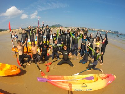 Enjoy Sup School Campamentos de Inglés