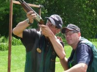 Clay pigeon activity