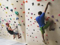 Climbing circuit sessions