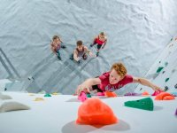 Wall climbing for children
