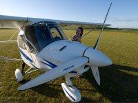 Going flying
