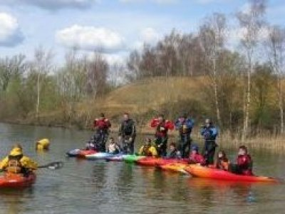 Mepal Outdoor Centre Kayaking