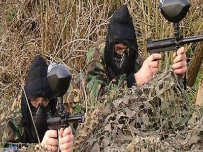Mepal Outdoor Centre Paintball