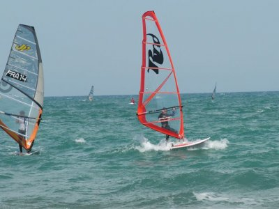 Sporting Beach Windsurf