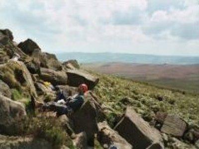 The Wilderness Centre Climbing