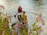 Gentle paddle