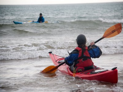 South Coast Adventures Ltd Kayaking