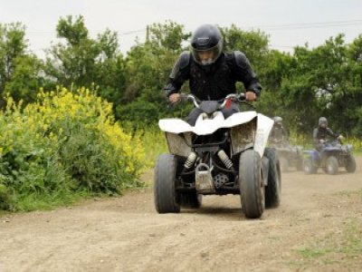 1 Hour Quad Biking Experience Wickford