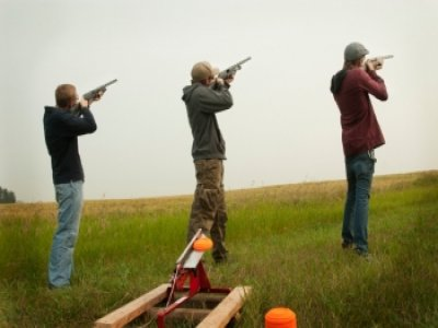 Introductory Clay Pigeon Shooting Wickford
