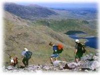 Climb the hills of Snowdonia