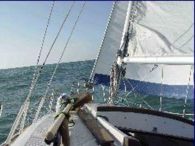 Solway Sailing Sailing