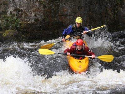 National White Water Centre  Kayaking