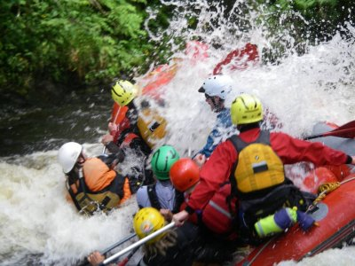 National White Water Centre  Rafting