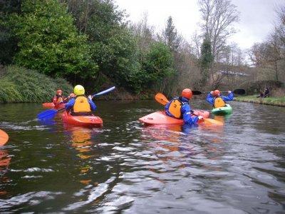 Chris Hughes Multi Activity Service Kayaking