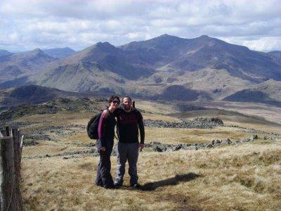 Chris Hughes Multi Activity Service Hiking