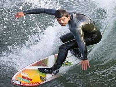Clyne Farm Centre Surfing