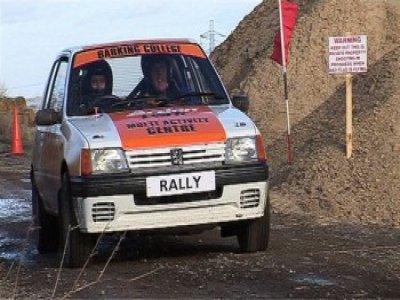 4 Hour Rally Driving Experience Wickford