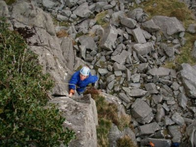 Snowdonia Outdoor Adventure Abseiling