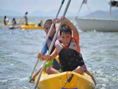 Mar Acuatic Resort Piragüismo