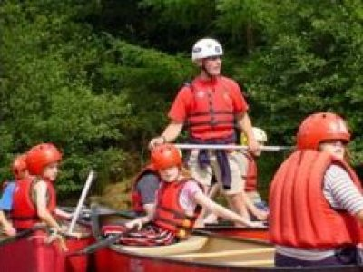 Pwll Du Adventure Centre Canoeing