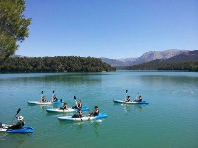 Ecoactiva Turismo Piragüismo