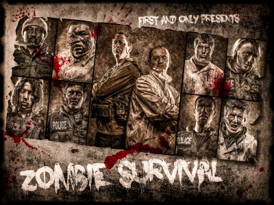 Zombie Survival Experience FAO - Manchester