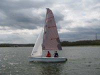 Have fun sailing.