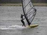 Windsurfing is fun for everyone.