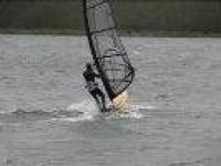 Windsurfing is a something to do.