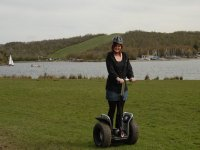Segways are a great way to explore.