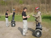 Segways are great.