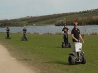 Segways are lots of fun.