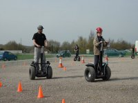 Segways are a great activity.